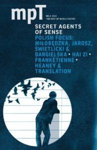 MPT Secret Agents of Sense: Focus on Polish Poetry