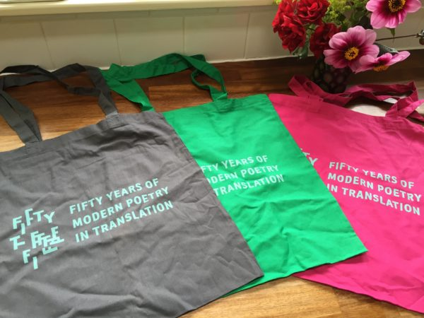 Modern Poetry in Translation Colour Bag