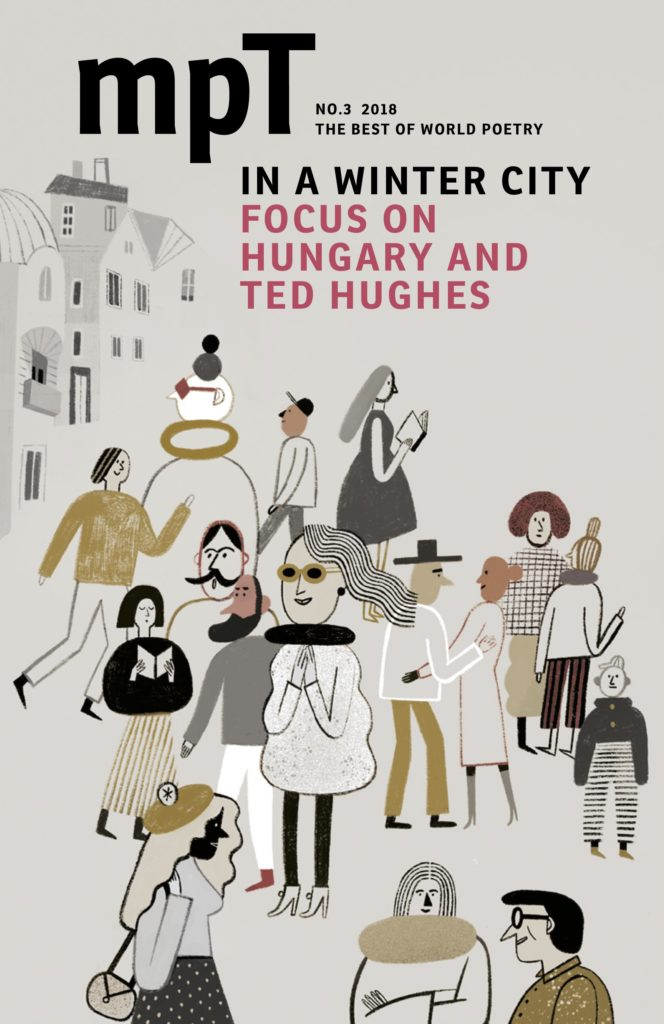 Ted Hughes and Hungary Poetry Focus Cover