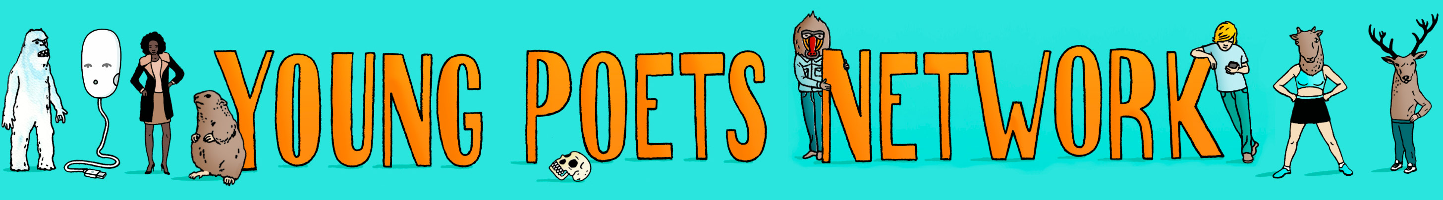 young poets network banner