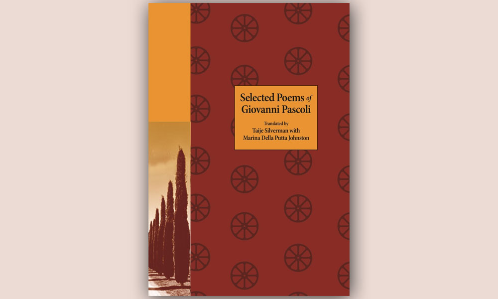 Image: Cover of Selected Poems of Giovanni Pascoli