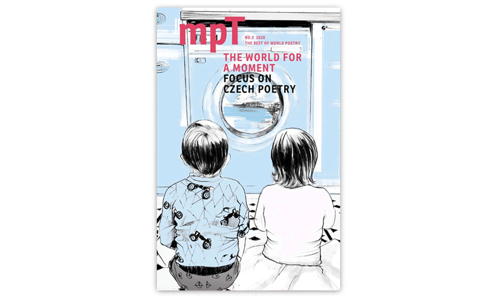 cover of MPT 'The World For a Moment'