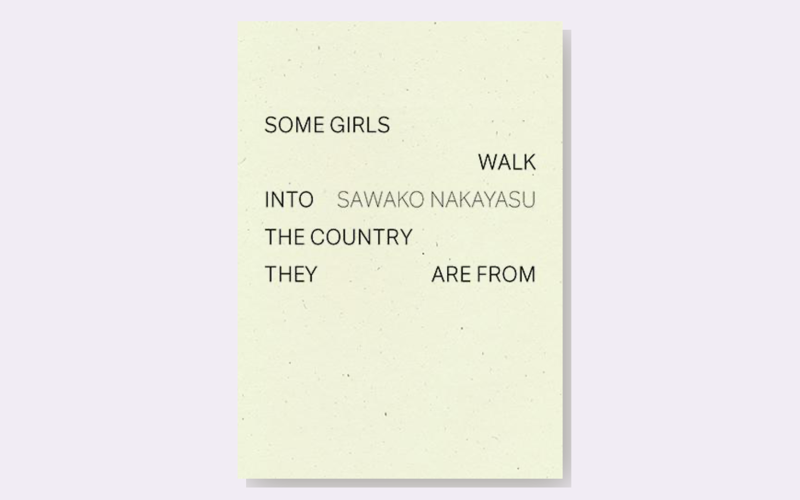 Cover of 'Some Girls Walk Into the Country they Are From'