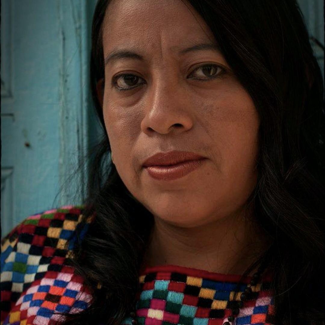 Juana Karen Peñate Portrait