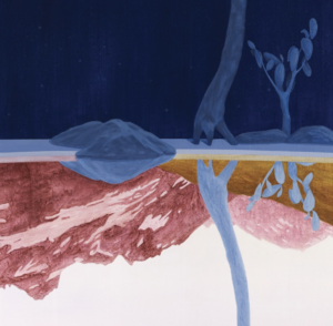 Image: detail from the cover of Deniz Otay's Fotocrom Paradis. (Codruța Cernea – Mirage)